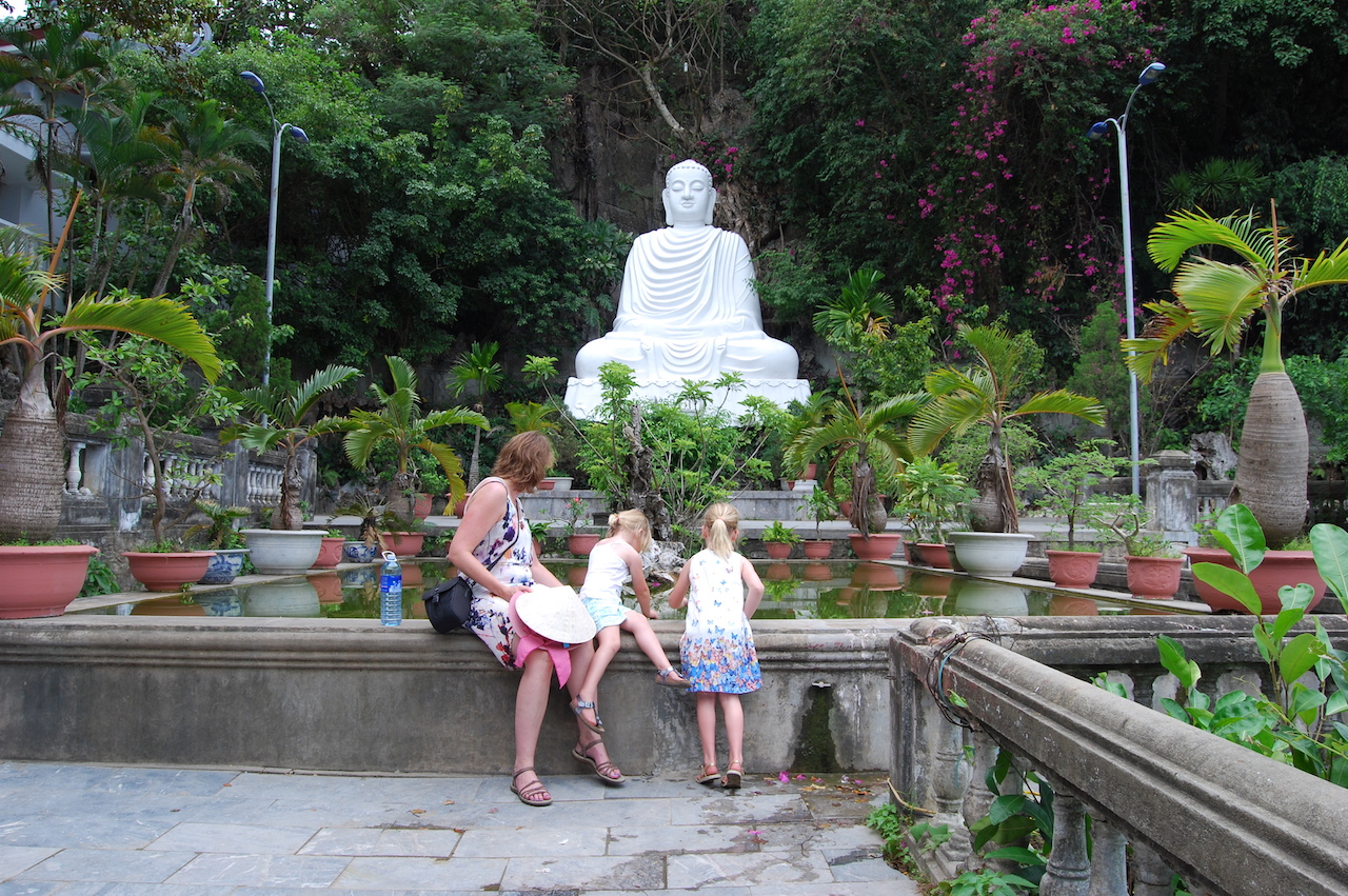 Verre reizen met kinderen in Vietnam en familiereizen
