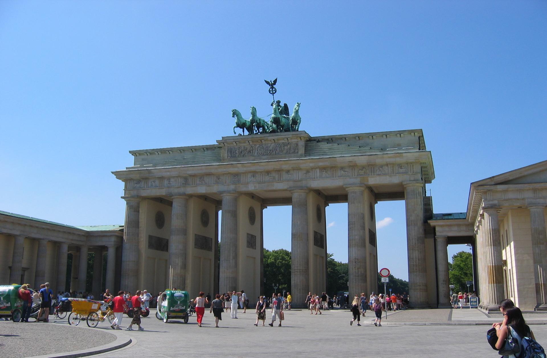 Groepsreizen en incentive stedentrip naar Berlijn