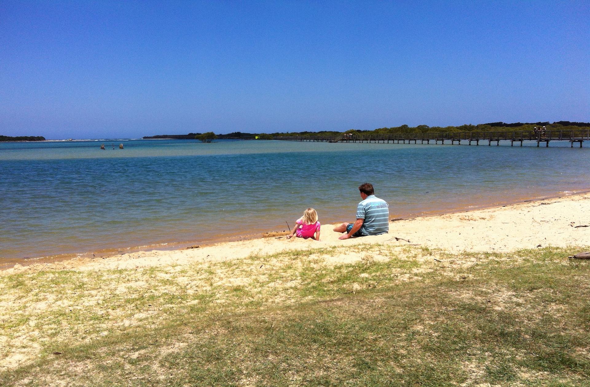 Reizen met kinderen en baby in Australië familiereizen