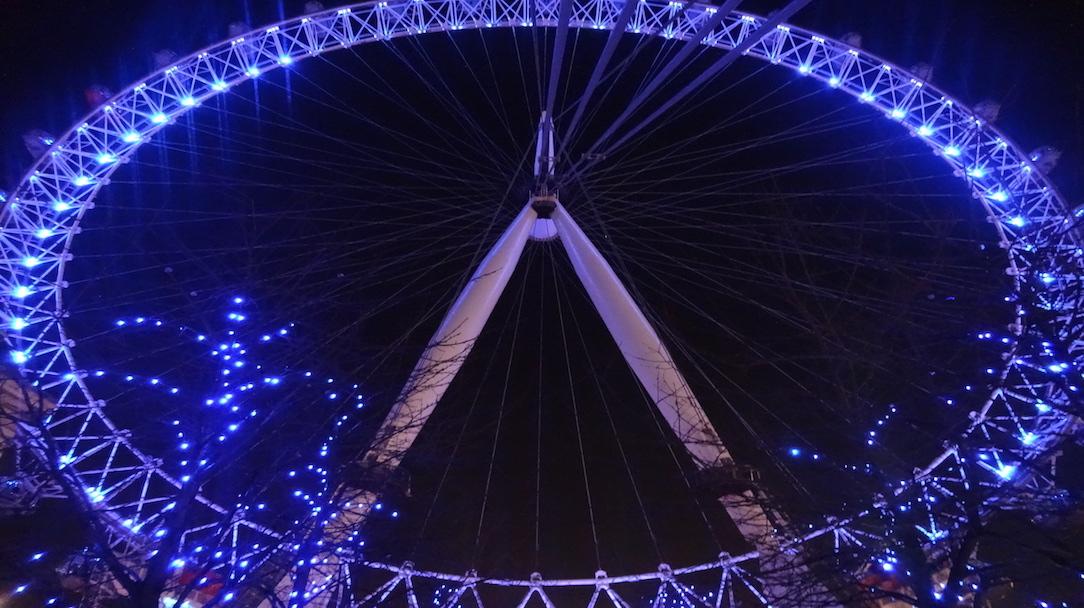 Londen Met Kerst Travlin Passie Voor Reizen