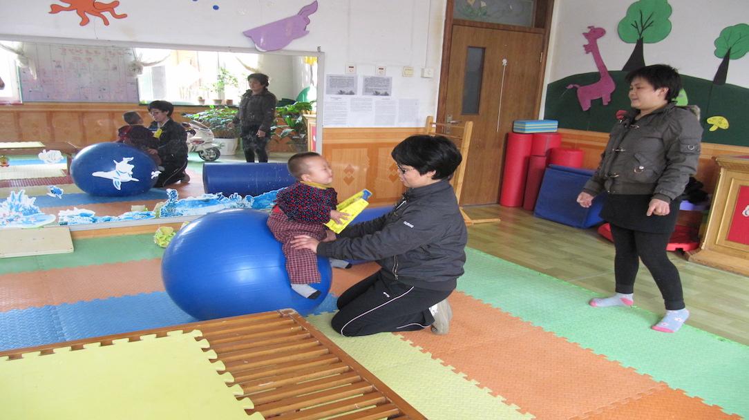 Project Wereldkinderen China