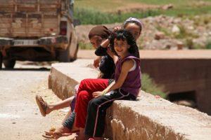 Marrakech kids rondreis koningssteden Marokko